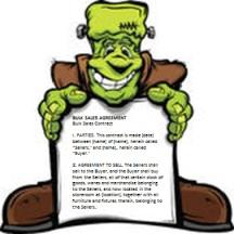 Beware the Frankenform!